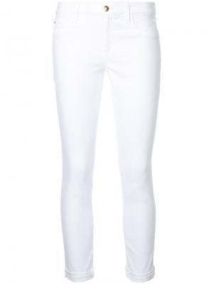 Джинсы скинни Joes Jeans Joe's. Цвет: белый