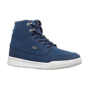 Сапоги и ботинки EXPLORATEUR CLASSIC 318 3 Lacoste. Цвет: темно-синий