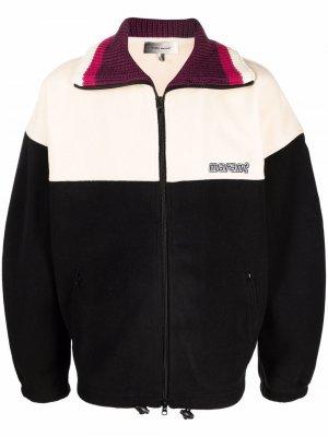 Куртка-рубашка на молнии Isabel Marant. Цвет: черный