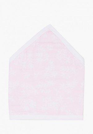 Слюнявчик aden+anais Forest fantasy, 22х41 см. Цвет: розовый