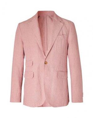 Пиджак MAN 1924. Цвет: розовый