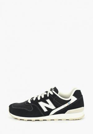 Кроссовки New Balance 996v1. Цвет: черный