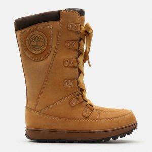 Сапоги Mukluk 8 Inch Boot Timberland. Цвет: желтый