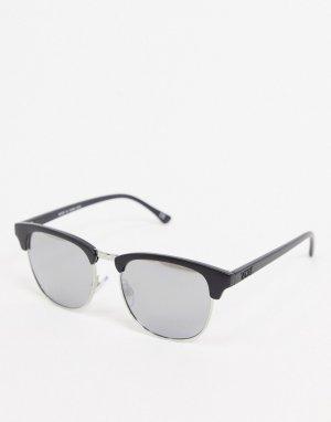 Черные солнцезащитные очки в матовой оправе Dunville-Черный цвет Vans