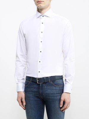 Ремень Trussardi Jeans. Цвет: siniy