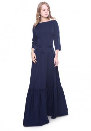 Платье Marichuell MEREDIT. Цвет: синий