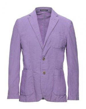 Пиджак BROOKSFIELD. Цвет: сиреневый