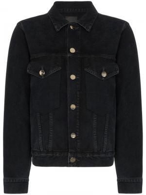 Джинсовая куртка на пуговицах GOLDSIGN