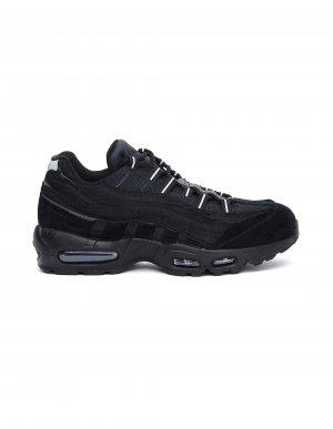 Черные кроссовки Nike Air Max 95 Comme des Garcons