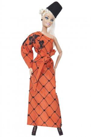 От Viva Vox Barbie. Цвет: multicolor