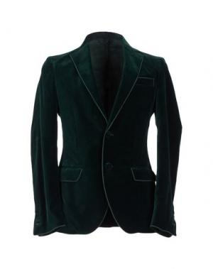Пиджак LUCHINO. Цвет: изумрудно-зеленый