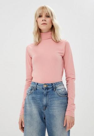 Водолазка Calvin Klein. Цвет: розовый