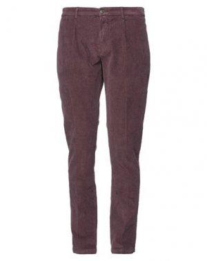 Повседневные брюки BROOKSFIELD. Цвет: красно-коричневый