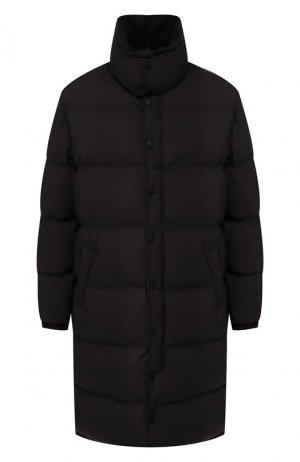 Стеганое пальто Drykorn. Цвет: чёрный