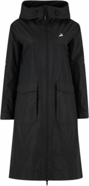 Ветровка женская , размер 42 Demix. Цвет: черный
