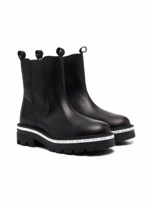 Ботинки челси Tailor с логотипом LIU JO. Цвет: черный
