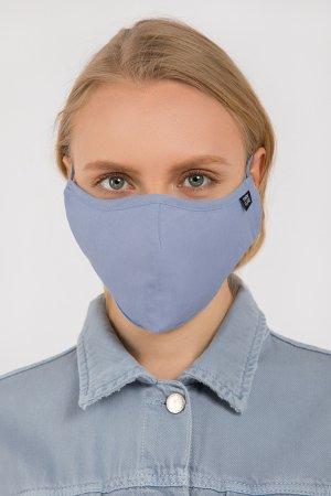 Аксессуар ( маска ) без защиты Finn-Flare. Цвет: голубой