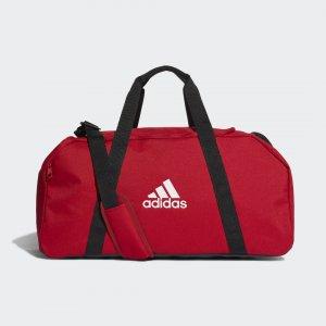 Спортивная сумка Tiro Primegreen Performance adidas. Цвет: красный