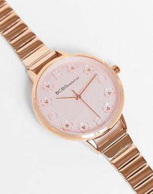 Часы-браслет BCBG Generation-Розовый цвет Max Azria