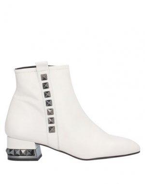 Полусапоги и высокие ботинки PEDRO MIRALLES. Цвет: белый