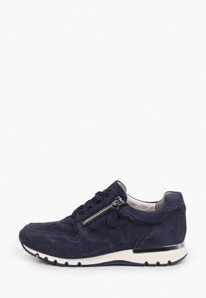 Кроссовки Caprice с увеличенной полнотой, Comfort. Цвет: синий