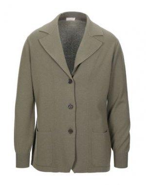 Пиджак CRUCIANI. Цвет: зеленый-милитари