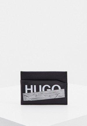 Кредитница Hugo Tape_S card. Цвет: черный