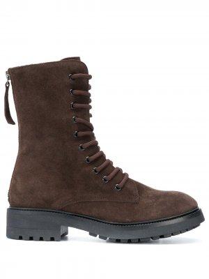 Ботинки Cite P.A.R.O.S.H.. Цвет: коричневый