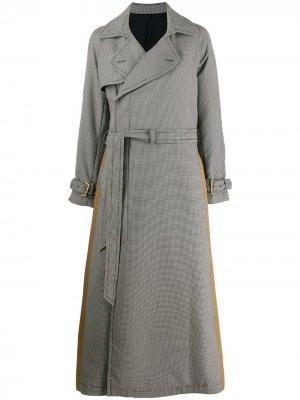 Пальто Matrix A.F.Vandevorst. Цвет: черный