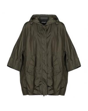 Куртка ALLEGRI. Цвет: зеленый-милитари
