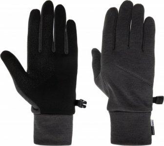 Перчатки женские Etip, размер 8,5 The North Face. Цвет: серый