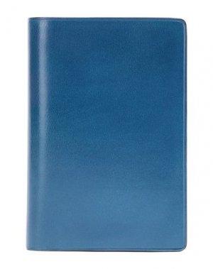 Чехол для документов IL BUSSETTO. Цвет: ярко-синий