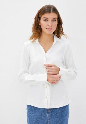 Блуза Galvanni. Цвет: белый