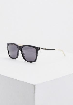 Очки солнцезащитные Gucci GG0558S 001. Цвет: черный
