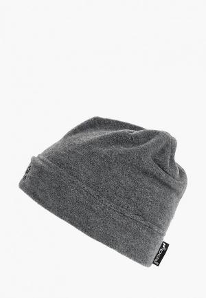 Шапка Jack Wolfskin REAL STUFF CAP. Цвет: серый