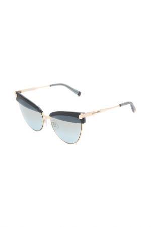 Солнцезащитные очки DSquared2. Цвет: зеленый