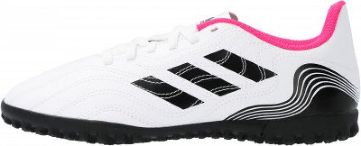 Бутсы для мальчиков adidas Copa Sense.4 TF J, размер 37. Цвет: черный