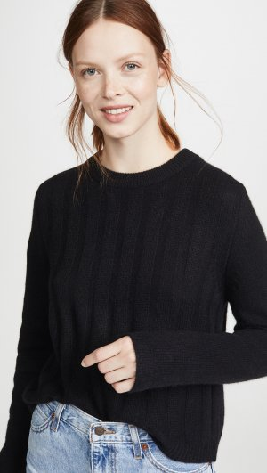 Brooke Cashmere Sweater 360