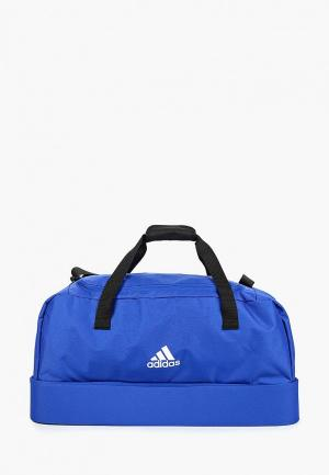 Сумка спортивная adidas TIRO DU BC L. Цвет: синий