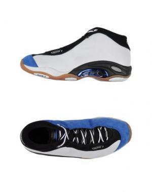 Высокие кеды и кроссовки AND1. Цвет: синий