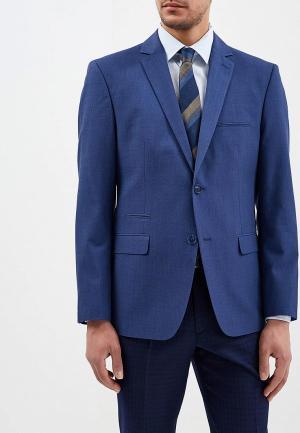 Пиджак Daniel Diaz. Цвет: синий