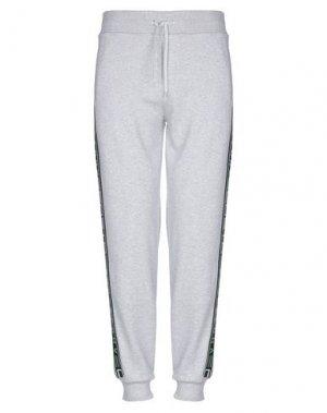 Повседневные брюки CUSTO BARCELONA. Цвет: серый