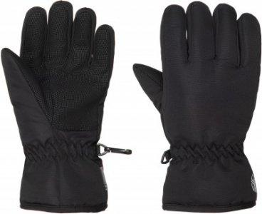 Перчатки для мальчиков , размер 6 Outventure. Цвет: черный