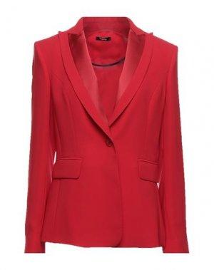 Пиджак HANITA. Цвет: красный
