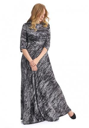 Платье Nastasia Sabio. Цвет: серый