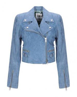 Куртка S.W.O.R.D.. Цвет: грифельно-синий