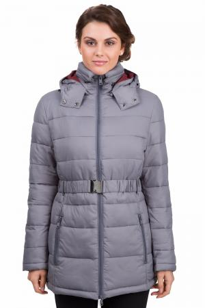 Куртка Locust. Цвет: серый