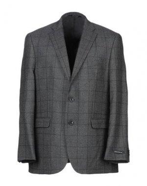 Пиджак BAUMLER. Цвет: стальной серый