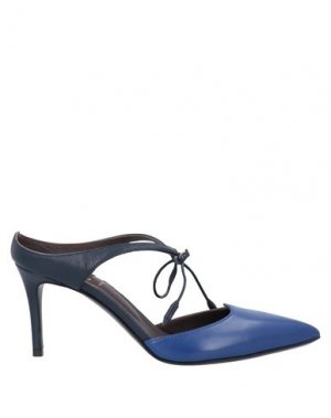 Туфли MAGLI by BRUNO. Цвет: синий