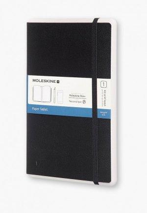 Блокнот Moleskine Paper Tablet. Цвет: черный